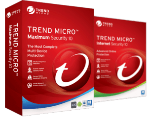 Trend micro Security 10 for 2016
