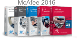 McAfee 2016 released. Download, Review and Coupon Codes.