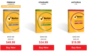 Norton just for $19.99 only