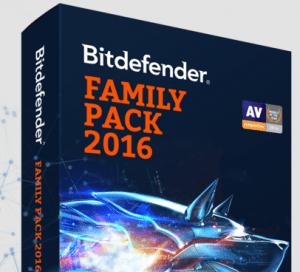 Bitdefender Family Pack Multi Device