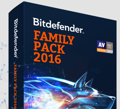 Bitdefender Family Pack Multi Device
