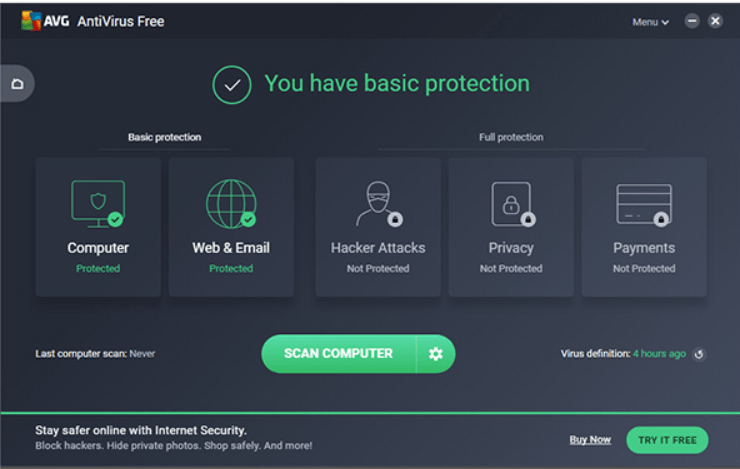 free antivirus for windows 7 reddit