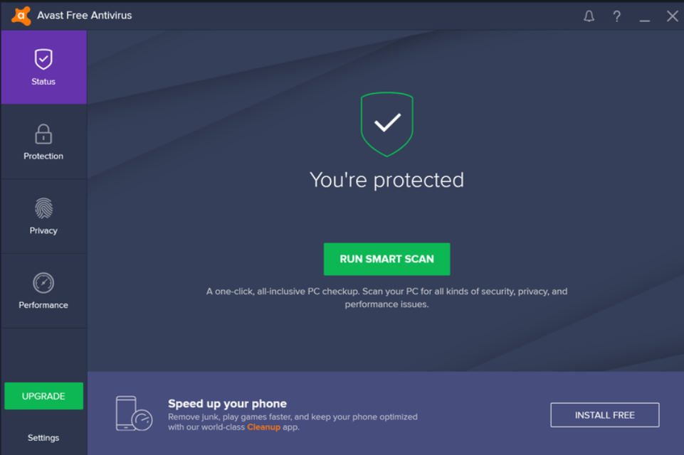 Top 6 best free antivirus software for 2018 for windows10 pc Online antivirus download