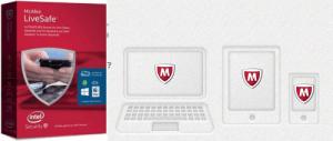 McAfee Multi Device LiveSafe