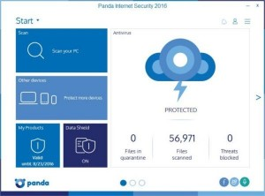 Panda Internet Security 2016 Download
