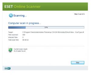 ESET Virus Scanner