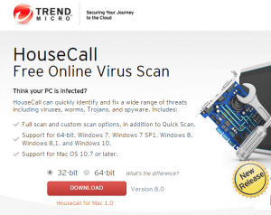 Trend-micro-Free-Online-Virus-Scanner - Tech Support All