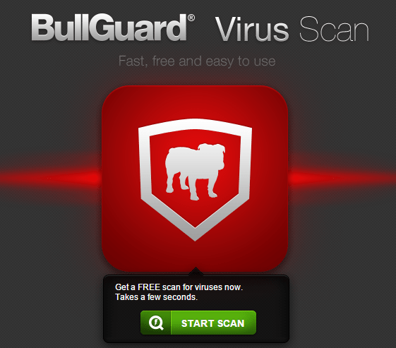 Free Bullguard Virus Scanner Browser Addon