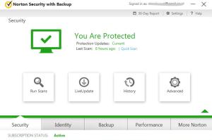 Norton Security Suite 2016