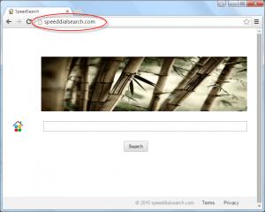 Speeddialsearch.com Homepage Image