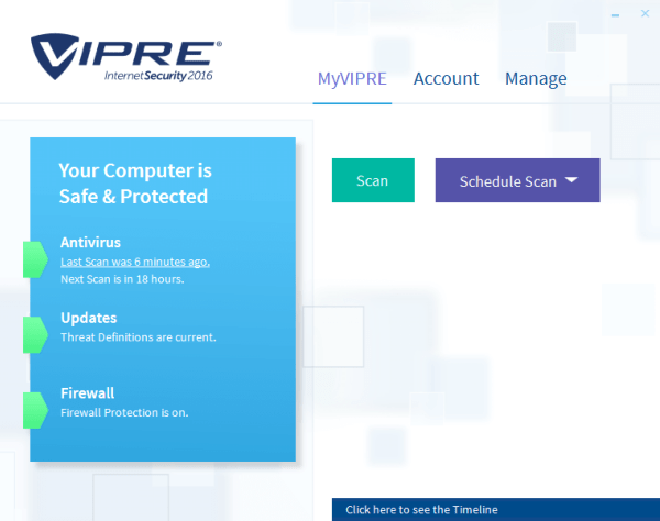 Vipre Internet Security Suite 2016