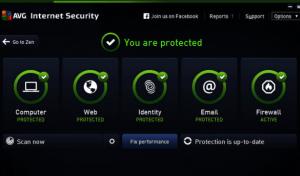 AVG Internet Security 2016