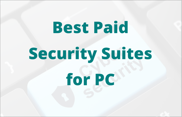 pc security suite comparison