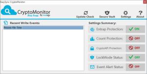 Easysync CryptoMonitor for Ransomware Protection