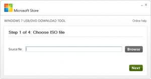 Create Bootable USB / DVD choosing the ISO File
