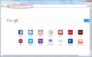 Topwebclub.com Homepage Image
