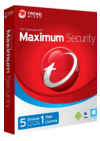 Trend comparison Trend Micro Maximum Security