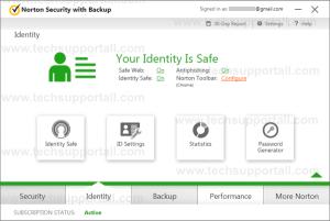 Norton Identity Protection
