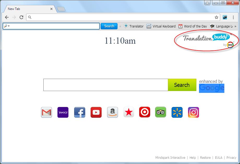 translationbuddy homepage Image