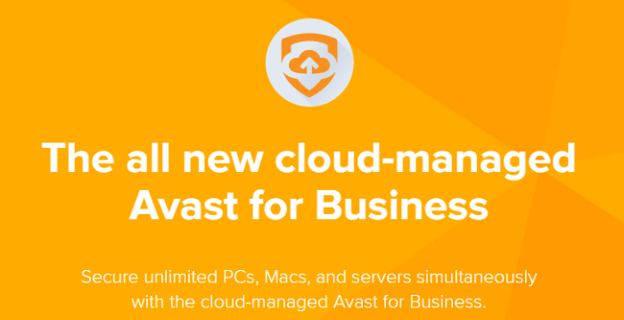 Avast Endpoint Security for Business