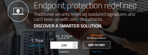 Webroot Endpoint Protection