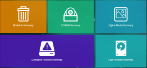 Mini Tools Power Data recovery