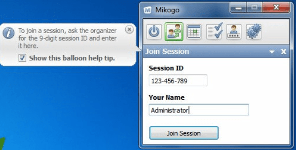 Mikogo Remote Software