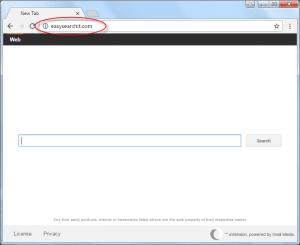 Easysearchit.com Homepage Image