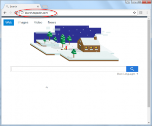Search.tagadin.com Homepage Image