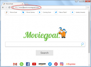 Search.moviegoat.com Homepage Image