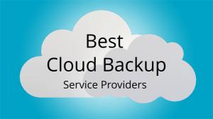 Best online cloud backup service providers