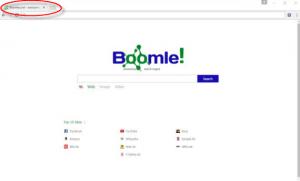 boomle.com homepage Image