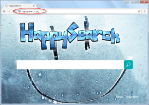 HappySearch.org Homepage Image