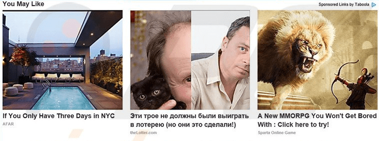 Taboola Ads Image