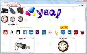 Yeadesktop.com Homepage Image