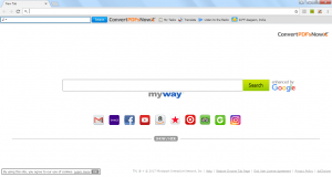 convertpdfsnow Homepage Image