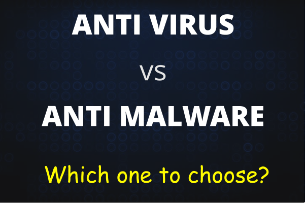 Antivirus Vs Antimalware