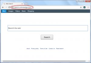 Search.cuttinsledge.com Homepage Image
