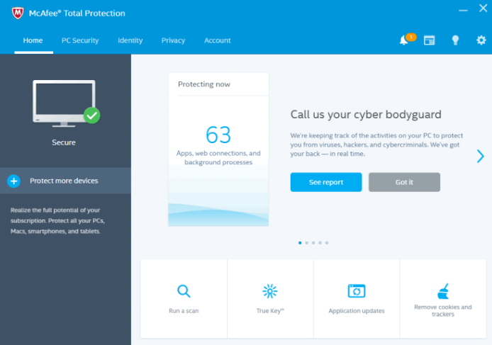 McAfee Total Protection - Download, Review and Coupon Codes