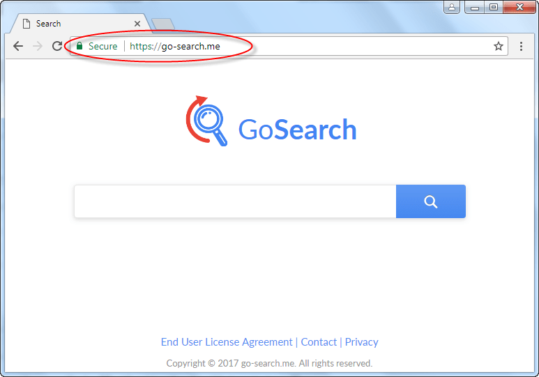 get rid of go-search.me
