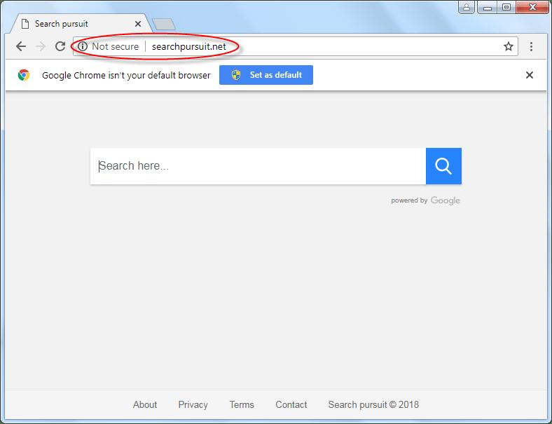 searchpursuit.net search bar
