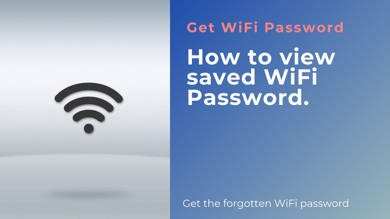 view-wifi-password