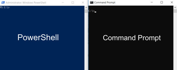 What is powershell? How to start in windows 10