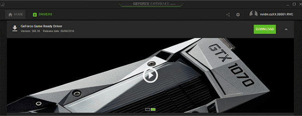 Nvidia geforce driver download