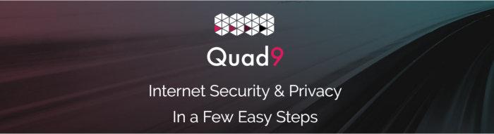 Quad 9 DNS Resolver