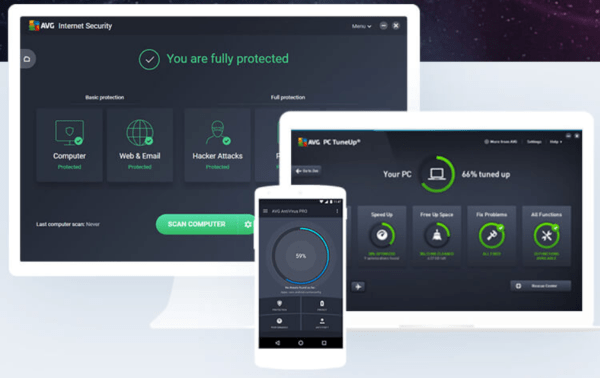 AVG 2019 Download, Review and Coupons (Save up to 40%) - Tech