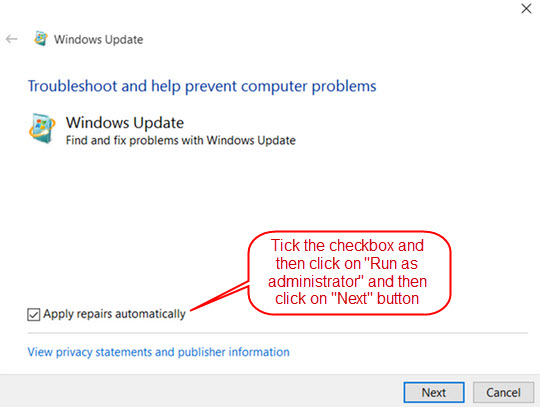 fix 0x800f081f Windows update troubleshooting