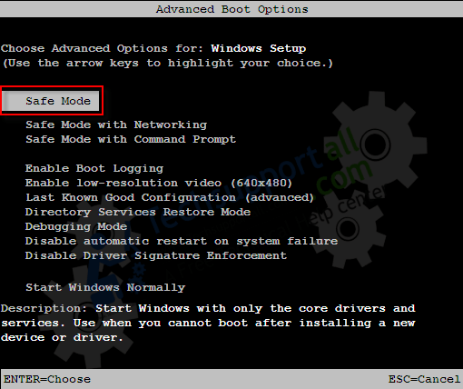 safemode-advanced-boot-option