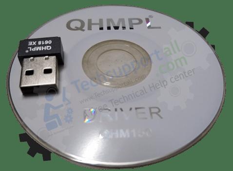 QHMPL 150m Wi-Fi Receiver pic3