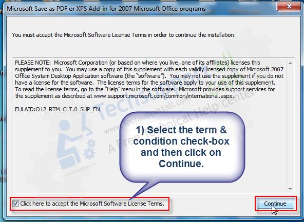ms word save as pdf step2